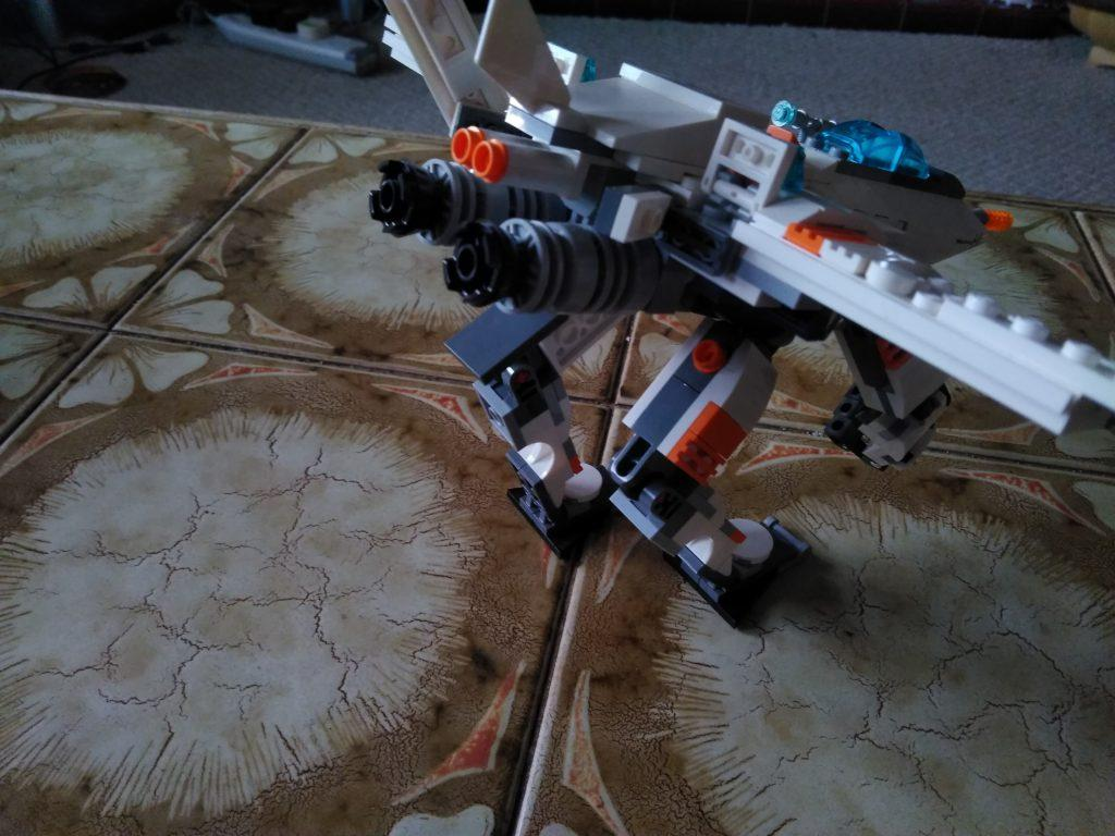 Lego variable fighter