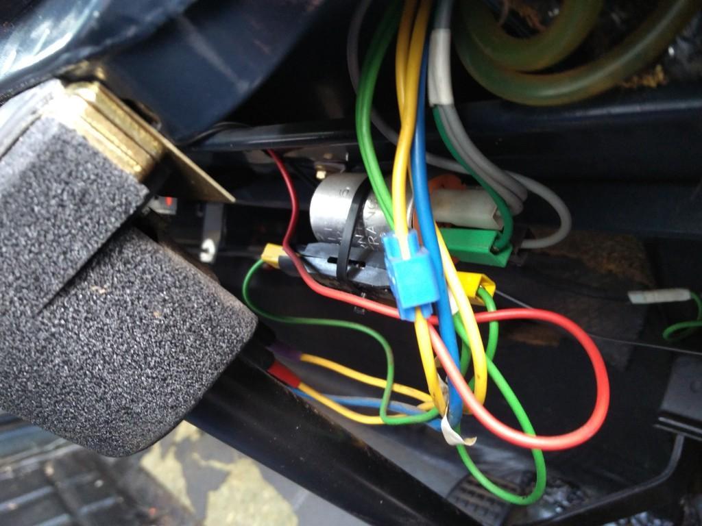 2CV dim dip diode in-situ