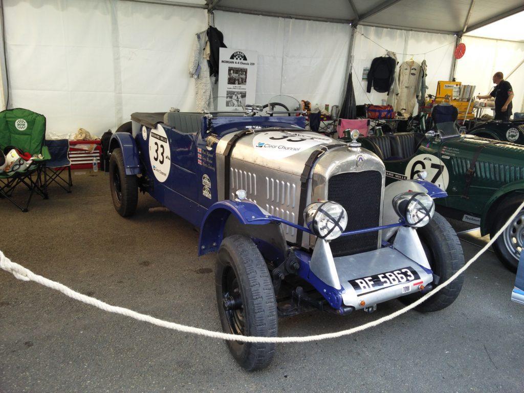 C4 racer