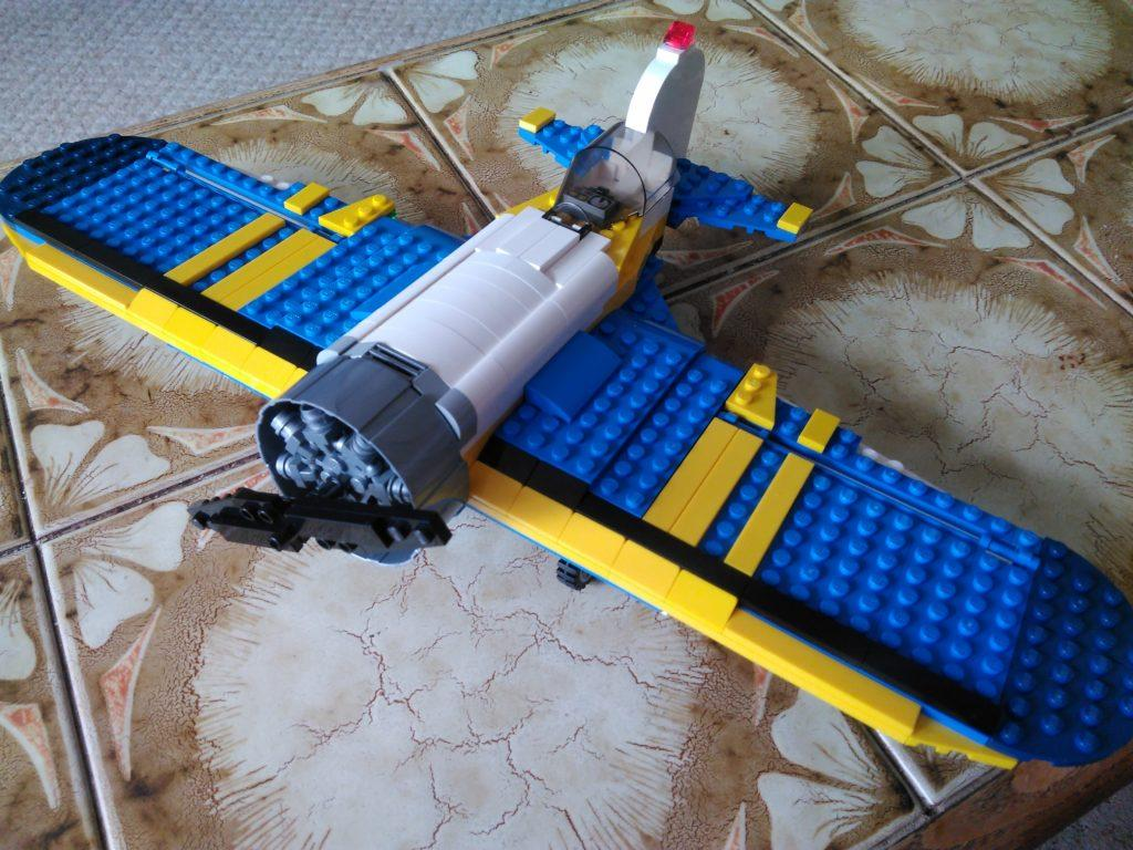 Lego Gee Bee