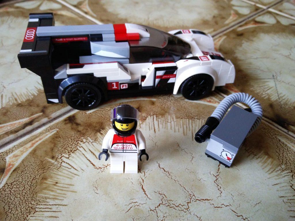Lego Audi R18 e-tron quattro (75872)
