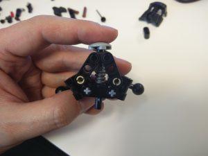 Lego K-2SO arm actuator