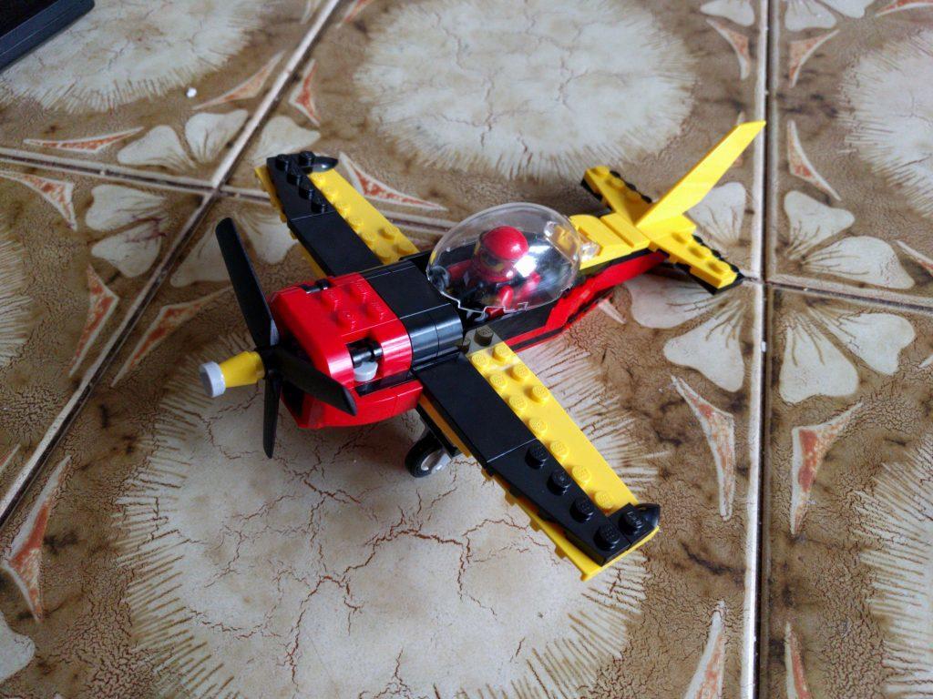 Lego Air Racer (60144)