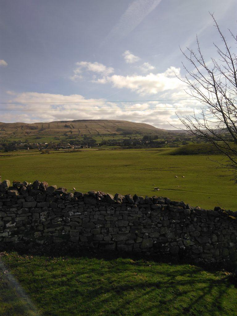 Hawes from the North