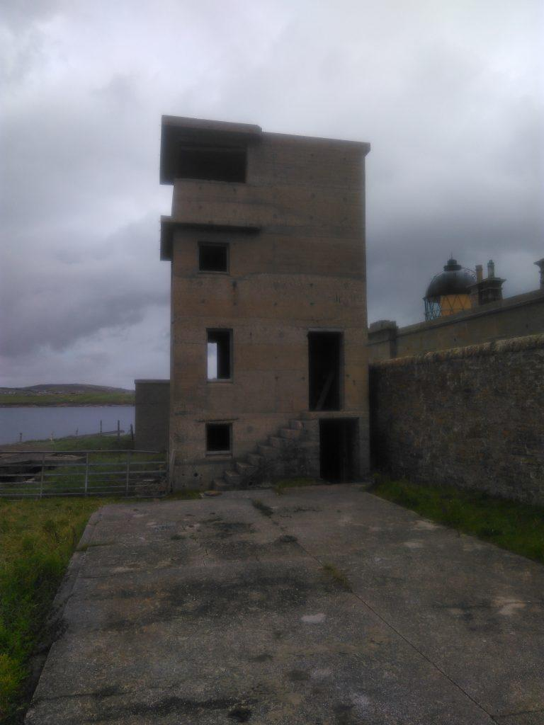 Graemsay Battery Fire Control Tower