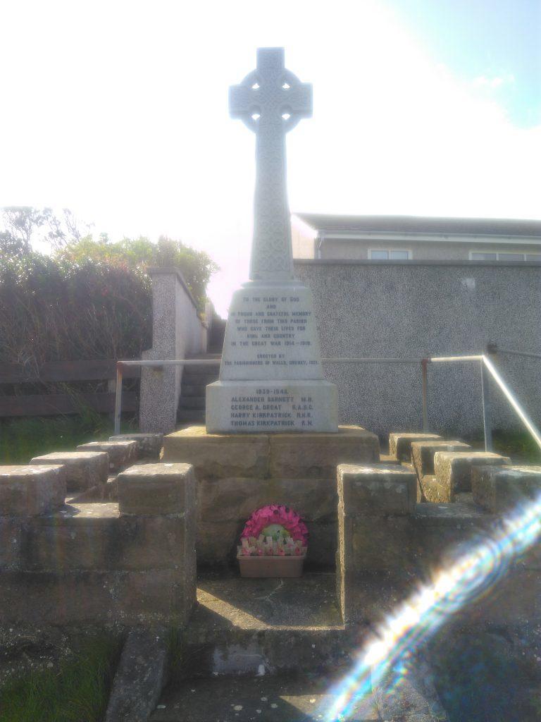 Walls War Memorial