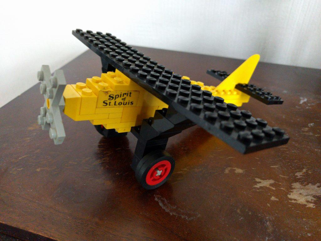 Lego Spirit of St Louis (661)