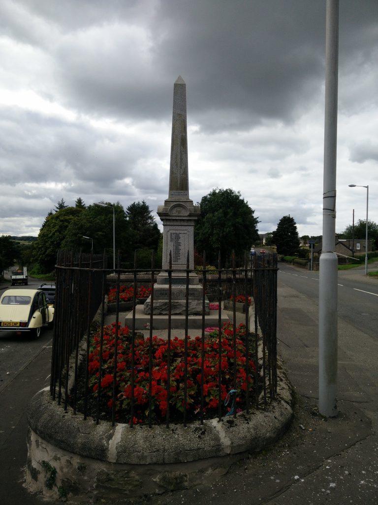 Haggs War Memorial