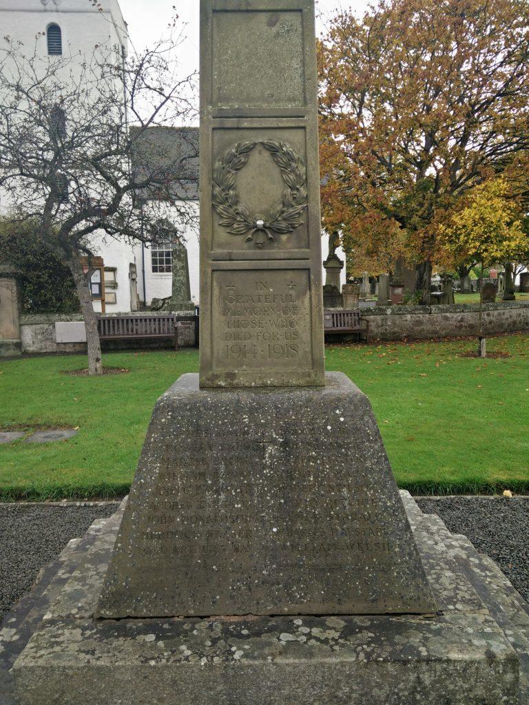 Gifford War Memorial