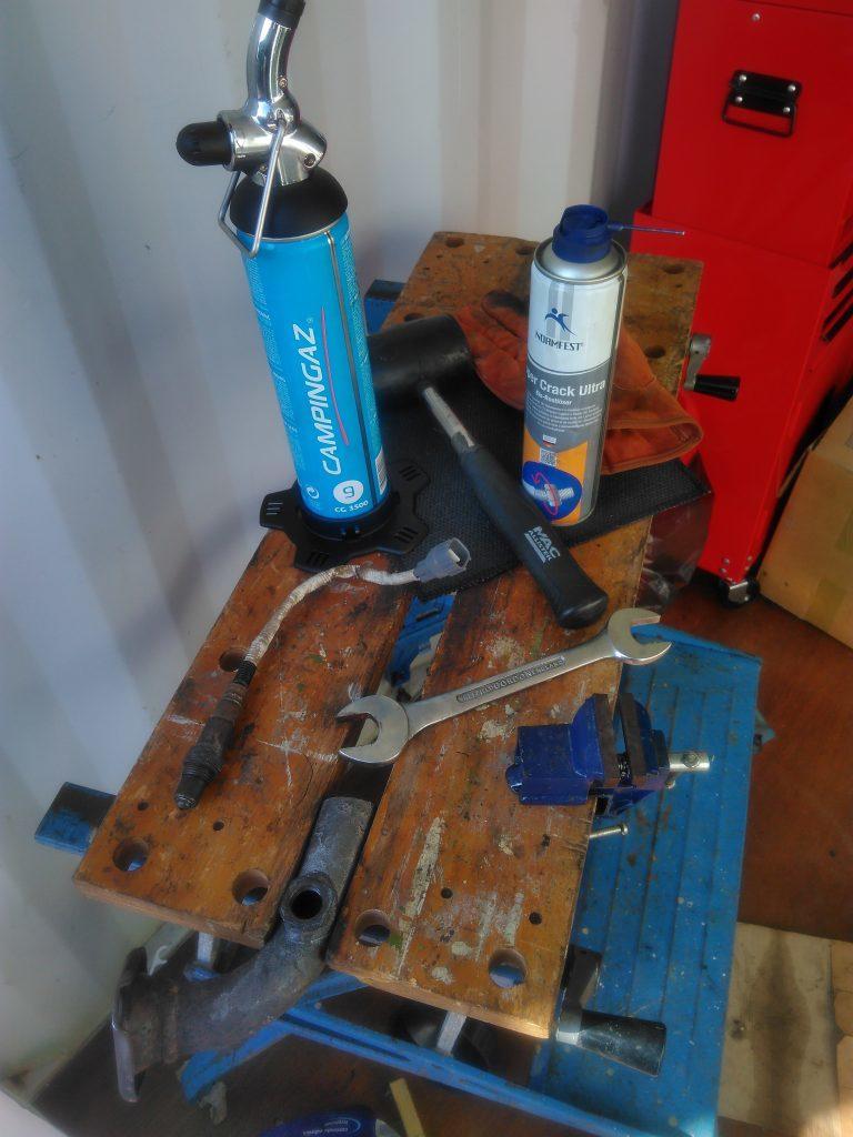 C1 oxygen sensor removal kit