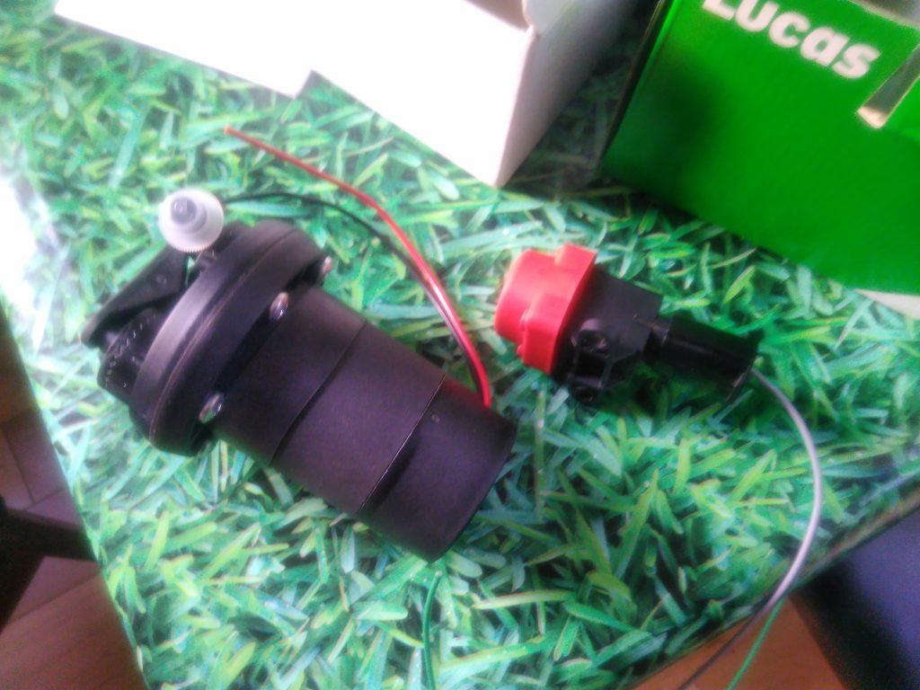 Hucco 133010 fuel pump and inertia cut-out