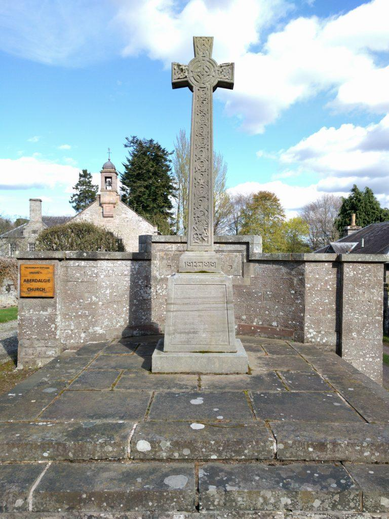 Aberdalgie War Memorial