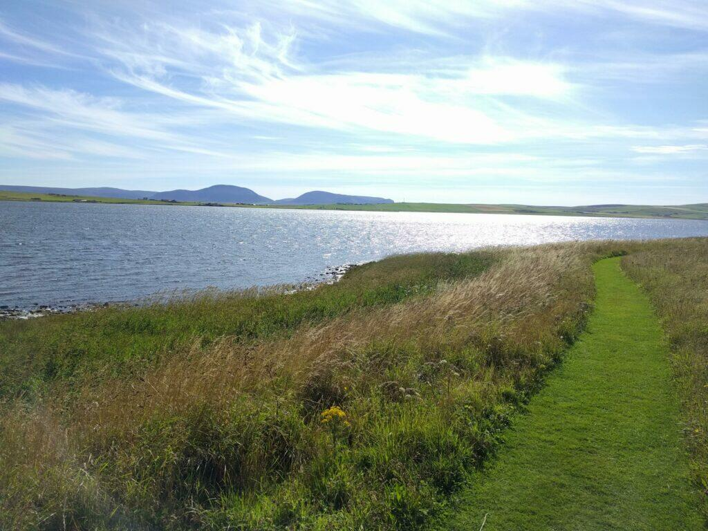 Loch of Stenness and Hoy