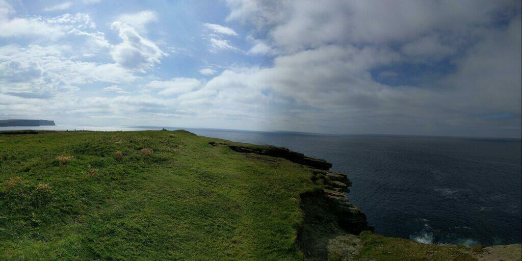 Marwick Head and Atlantic